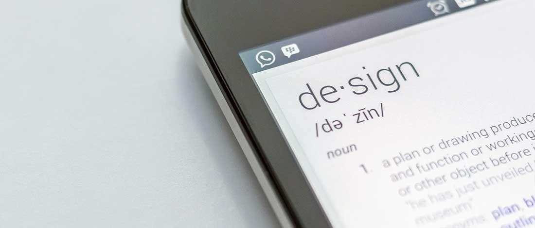 imagen de un diccionario electrónico